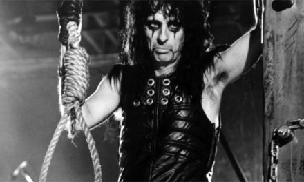 30 years since Alice Cooper's near-death on stage