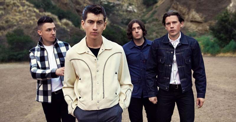 New Arctic Monkeys album to hit in May
