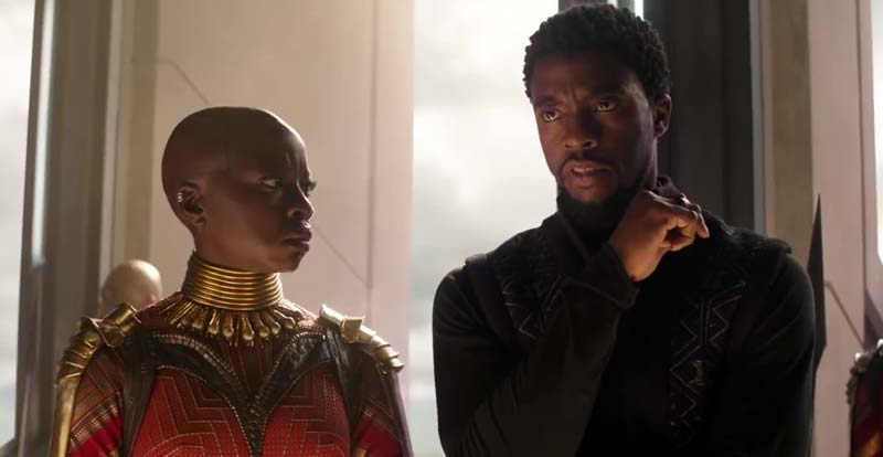 Is Avengers: Infinity War really Black Panther 2?