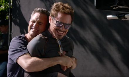 Behind the scenes with the Avengers family