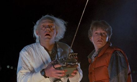 Well, I didn't know that! – Back to the Future (1985)