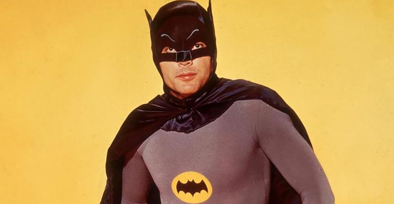 Adam West's 1966 Batman road safety ad is POWtastic!