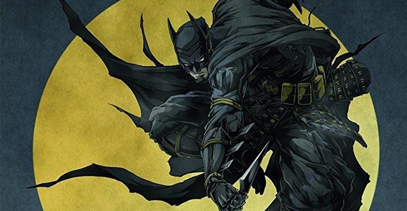 Batman Ninja – grab a sneek peek