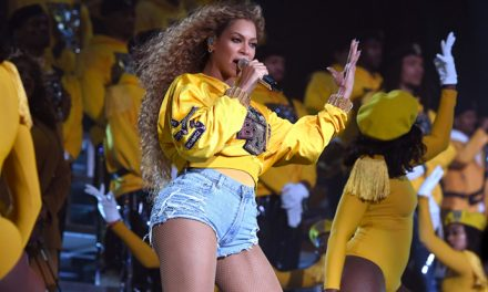 ICYMI, here's Beyonce opening Saturday eve at Coachella