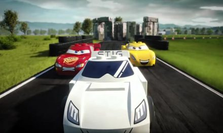 Disney-Pixar's Cars gets into Top Gear with LEGO