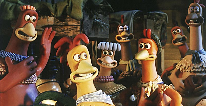 Chook out! Chicken Run sequel on its way
