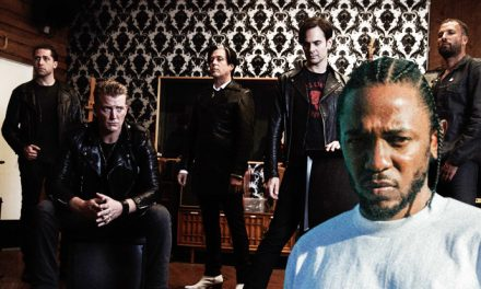 QOTSA and Kendrick announce Oz tours