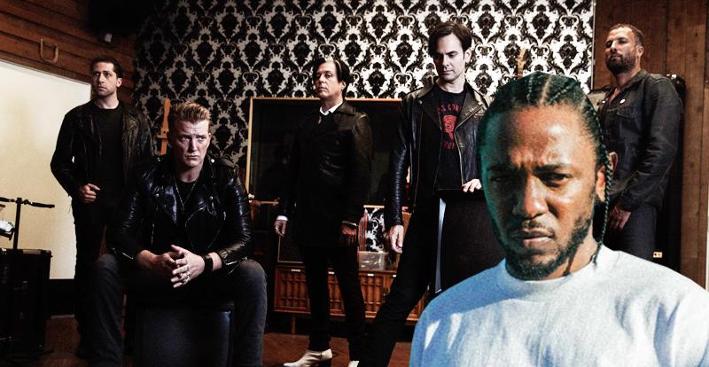 QOTSA and Kendrick announce Oz tours