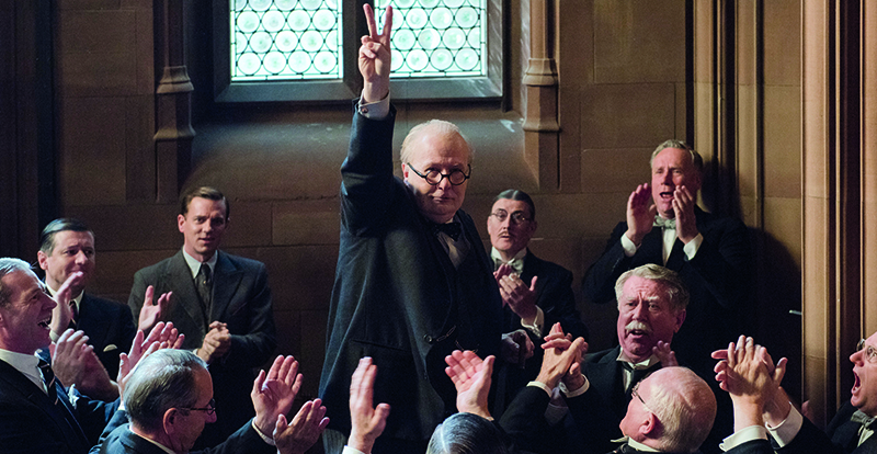 Darkest Hour on DVD and Blu-ray April 18