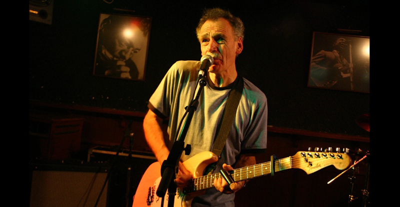 Dave Hole, 'Goin' Back Down' review