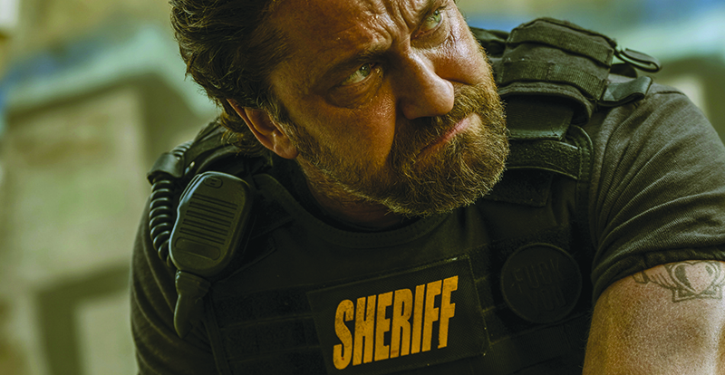 Den of Thieves on DVD & Blu-ray May 2