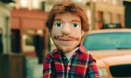 Ed Sheeran is a Muppet… in 'Happier' vid