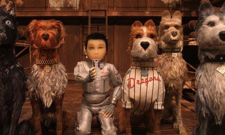 Isle of Dogs – review