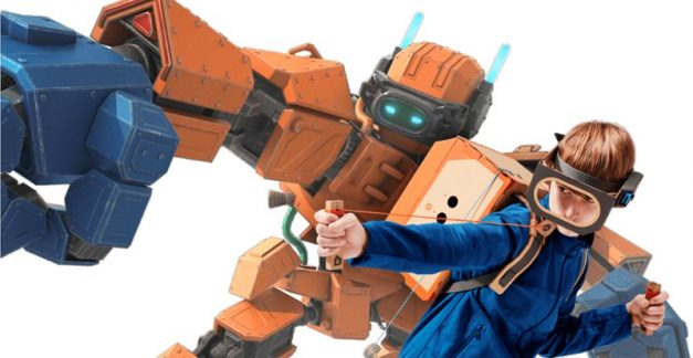 Nintendo Labo Toy-Con 02 Robot Kit – review