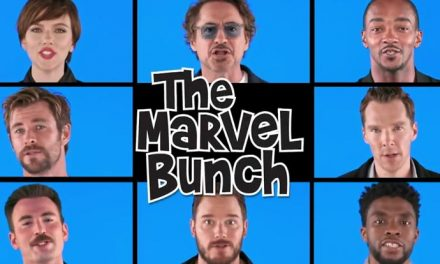 Avengers assemble for The Marvel Bunch