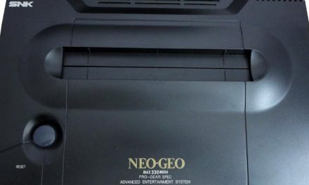 Is the Neo Geo getting the shrunken treatment?