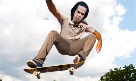 Nick Cave gets on deck!