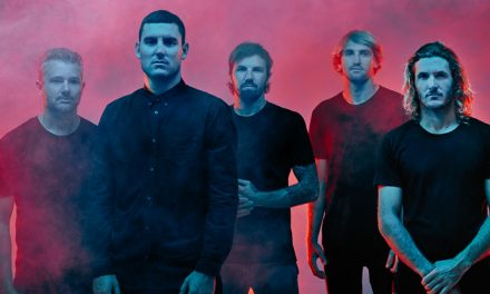 An interview with Winston McCall of Parkway Drive