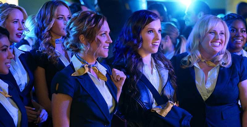 Pitch Perfect 3 on DVD Blu-ray and 4K April 18