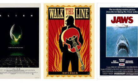 100 movie posters we love