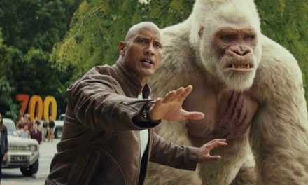 Rampage – review