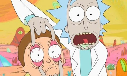 Rick and Morty invade My Little Pony!