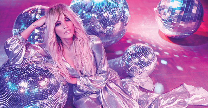 Samantha Jade, 'Best of My Love' review