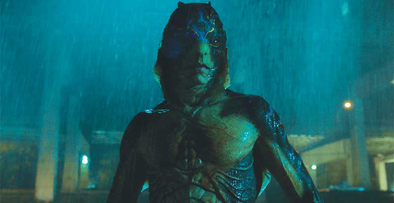 The Shape of Water – interview with Doug Jones