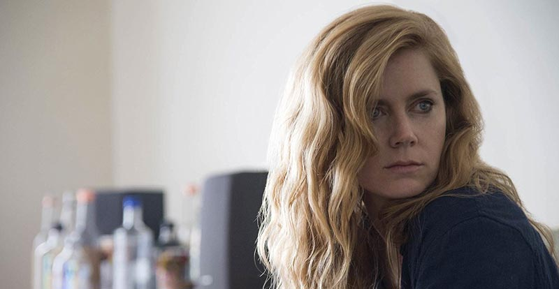 Amy Adams and Sharp Objects