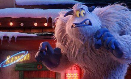 Sasq-watch the new Smallfoot trailer!