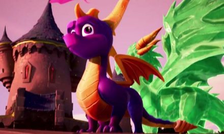 You flamin' beauty – Spyro to return!