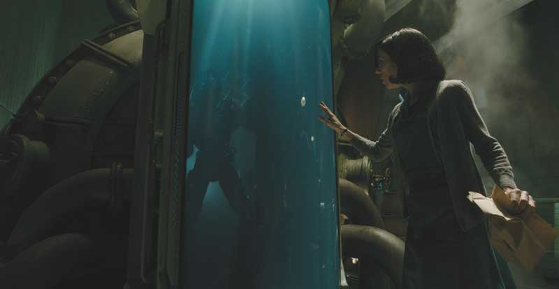 The Shape of Water on DVD, Blu-ray and 4K May 9
