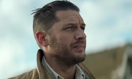 More pics of Tom Hardy as Al Capone