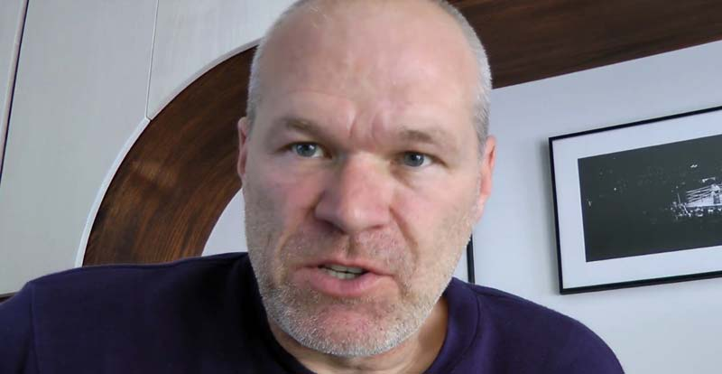 Uwe Boll on rampage over Rampage
