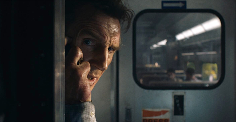 The Commuter on DVD, Blu-ray and 4K May 9