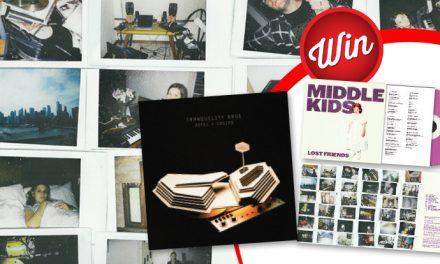 New release vinyl giveaway: May 2018