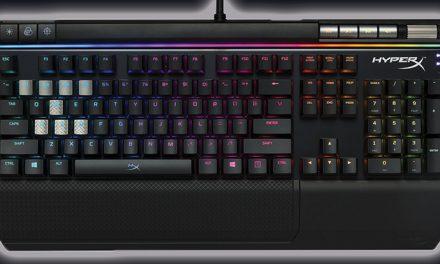 HyperX Alloy Elite RGB – review