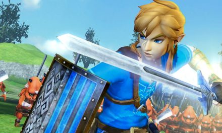 Hyrule Warriors Definitive Edition – launch trailer