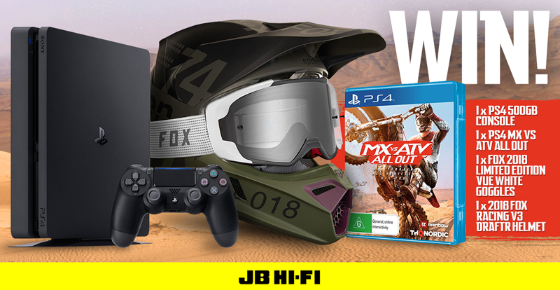 JB are running a sick MX vs ATV All Out competition