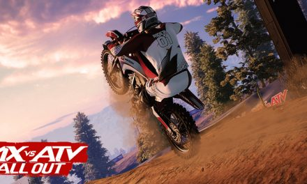 MX vs ATV All Out – launch trailer