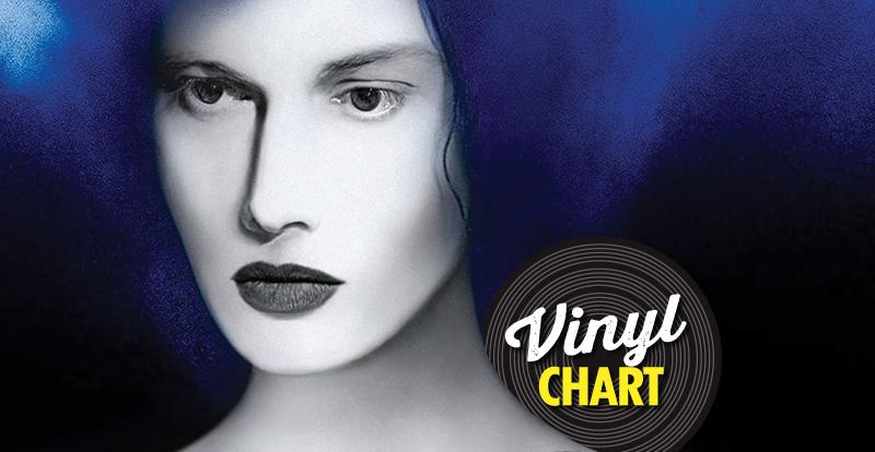 JB's vinyl chart (March 23 – 29, 2018)