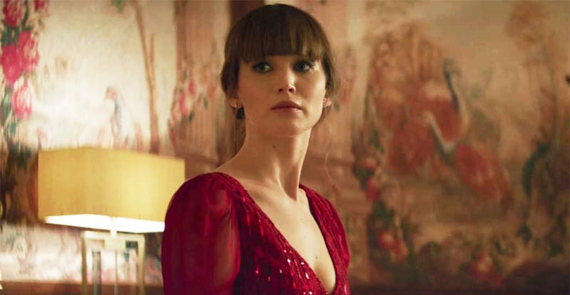 4K June 2018 - Red Sparrow