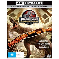 4K June 2018 - Jurassic Park Trilogy