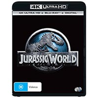4K June 2018 - Jurassic World