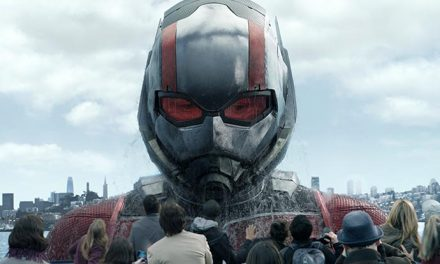New Ant-Man and the Wasp TV spot is big!