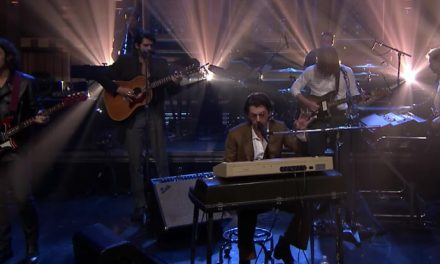 Arctic Monkeys give Fallon 'Four Out of Five'