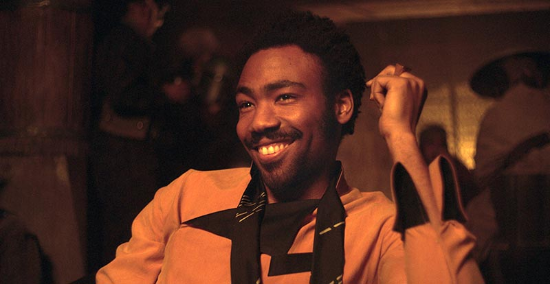Han and Lando play for the Millennium Falcon – in 360º