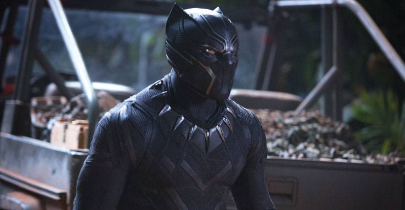 Black Panther on DVD, Blu-ray, 3D & 4K May 30