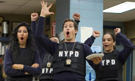 Toit! Brooklyn Nine-Nine is saved!