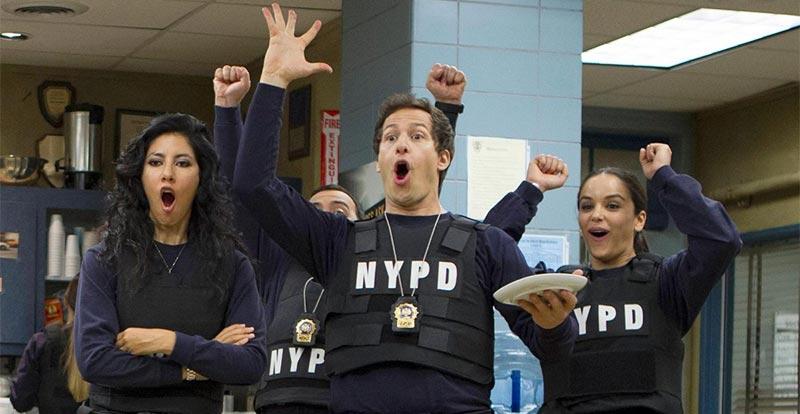 Toit! Brooklyn Nine-Nine is saved!
